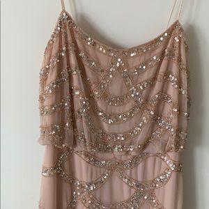 Aidan Mattox Women's Prom/Maxi Dress